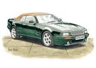 V8 Volante LWB Personalised Print