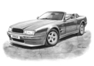 Virage Volante Black & White