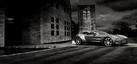 Aston Martin One 77 - Black and White