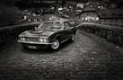 Aston Martin DBS - Black and White