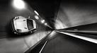 Aston Martin Vanquish - Black and White