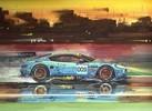 Aston DBR9 Le Mans 2008