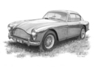 DB3 MkIII Black & White