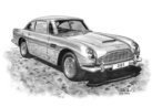 DB5 Black & White