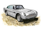 DB5 Personalised Print