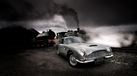 Aston Martin DB6 - Escape To The Border