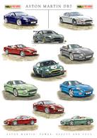 Aston Martin DB7 Montage