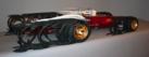 Red Ferrari 312 F1