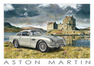 DB5 Harbar Highland Scotland