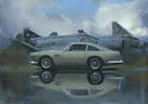 DB4 in the Presence of Phantoms