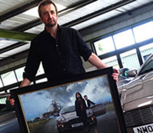 Kevin For Art on aston martin db9
