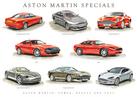 Aston Martin Specials Montage