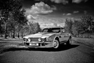Aston Martin V8 (Signed, Limited Edition)