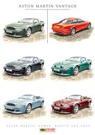 Aston Martin Vantage Montage