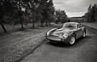 Aston Martin DB4GT Zagato - Black and White
