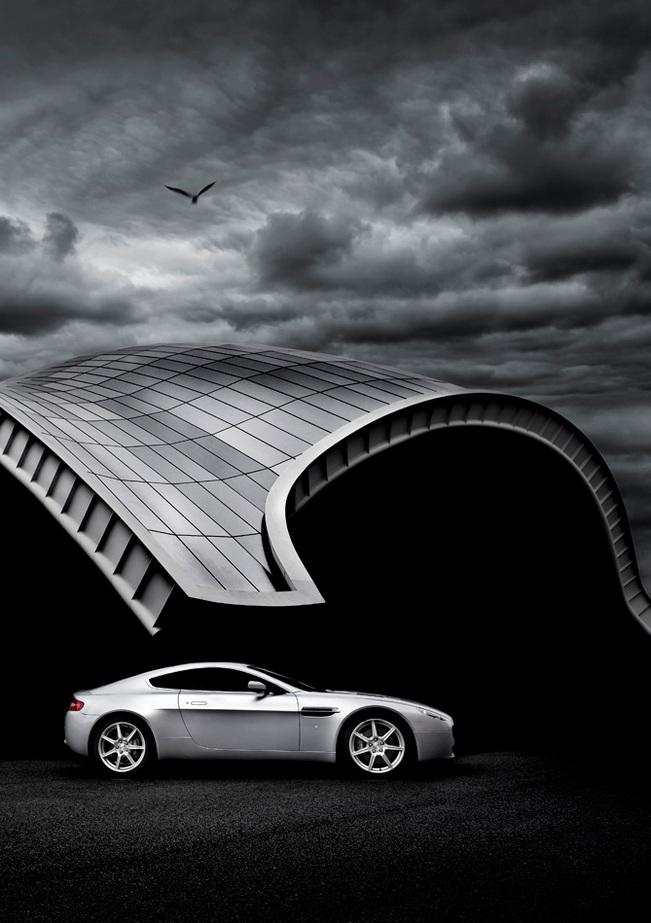 Aston Martin Art & Photography